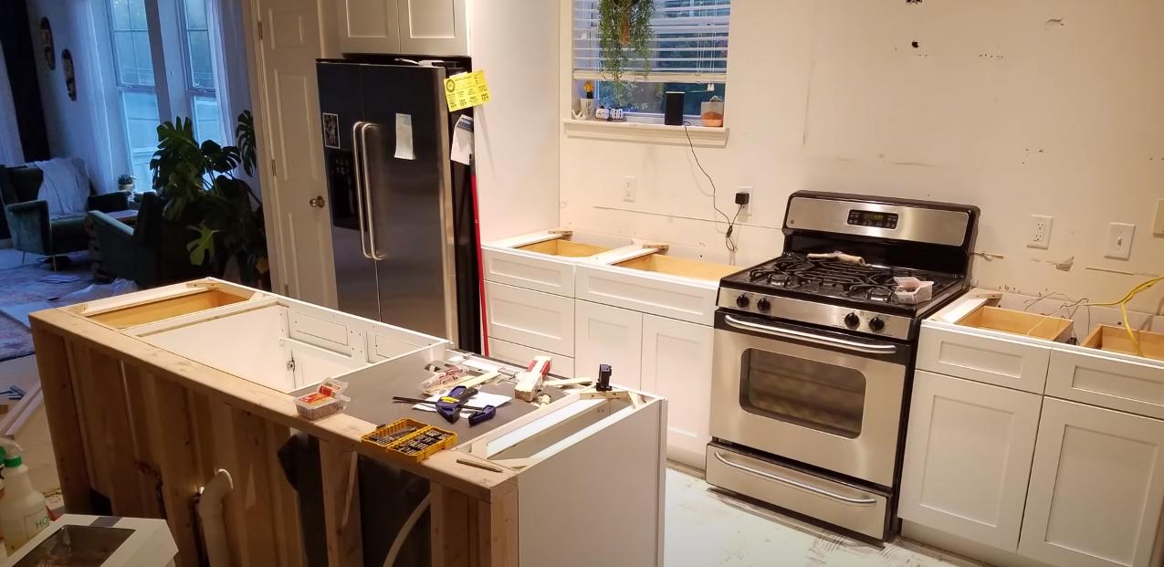 Kitchen Remodeling Services Dayton